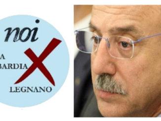 Vito Giannuzzi - presidente Noi della Lombardia Per Legnano